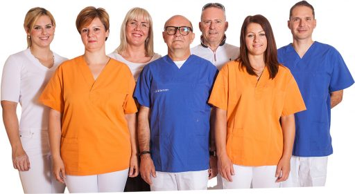 dental team in hungary
